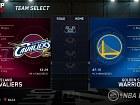NBA Live 16 - Pantalla
