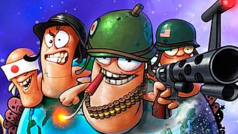 Worms World Party Remastered se lanzará a principios de julio