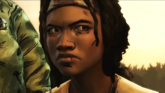 The Walking Dead Michonne: Tráiler de Lanzamiento Episodio 1 - 'In Too Deep'