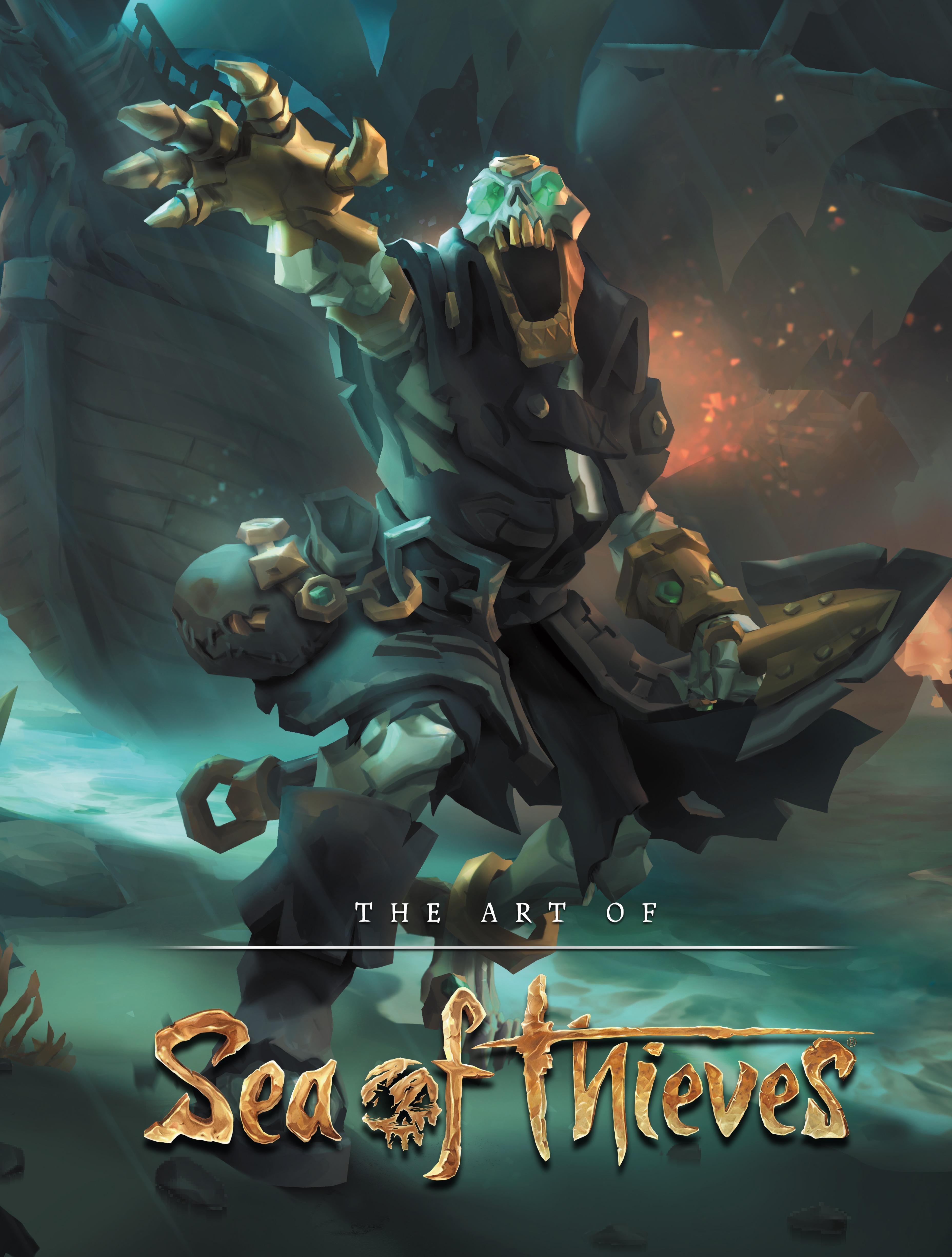 Dark Horse editará el libro de arte de Sea of Thieves