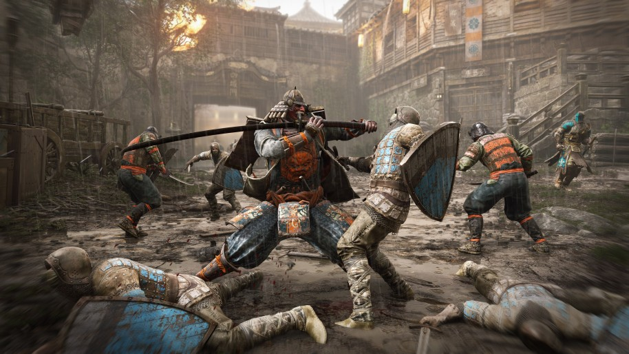 For Honor: For Honor: Espada táctica, Guerra Eterna. Análisis en progreso