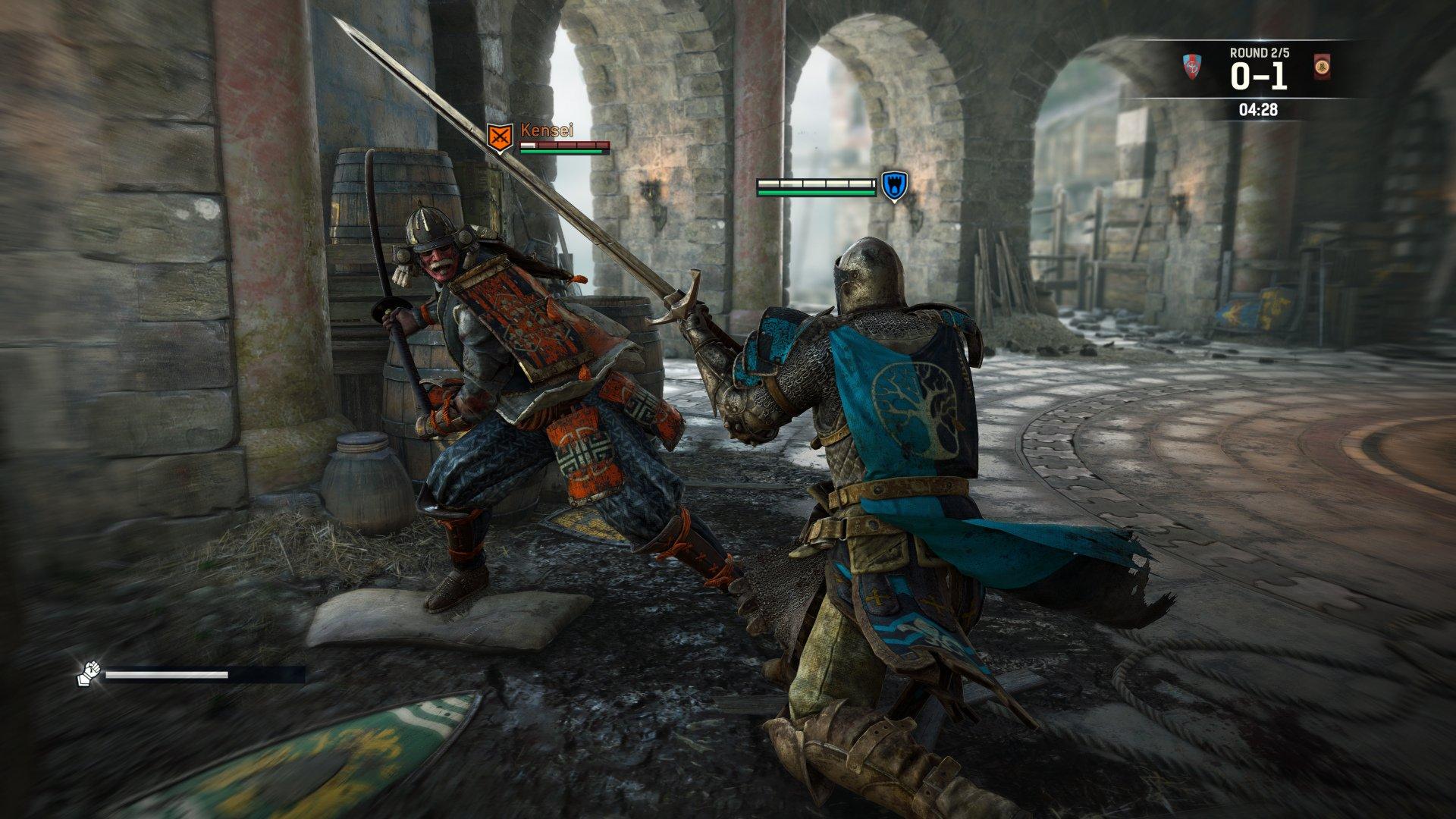 For Honor Modo Duelo Combates Violentos Ps4 Pc Xone