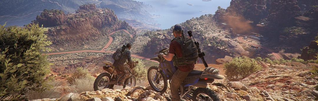 Análisis Ghost Recon Wildlands