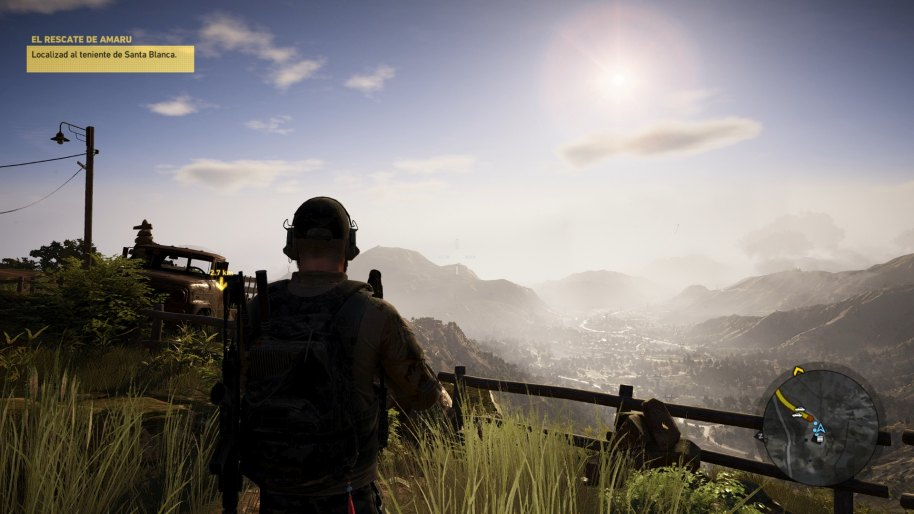 Ghost Recon Wildlands análisis