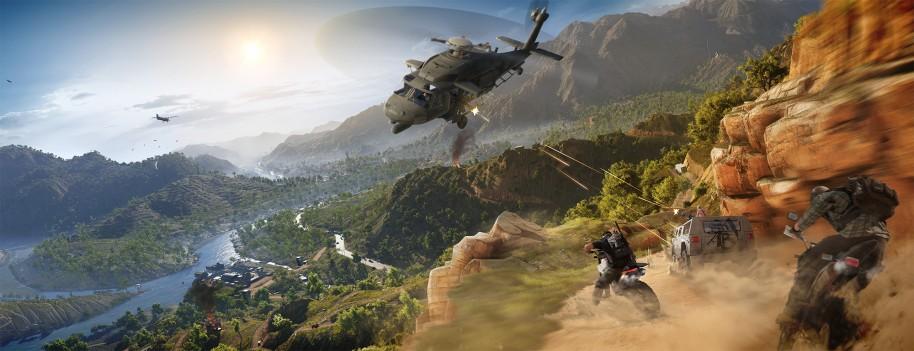 Wildlands: Ghost Recon Wildlands: Acción, cooperación y Ghosts!!