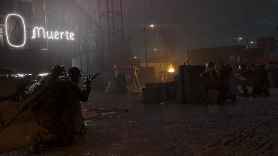 Wildlands: Ghost Recon Wildlands: mundo abierto, operaciones especiales