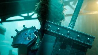 Video Final Fantasy VII Remake, Tráiler de Anuncio