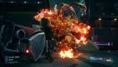 Espectacular vídeo gameplay de Final Fantasy VII Remake que muestra la lucha contra Abzu