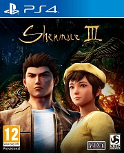 Carátula de Shenmue III - PS4