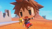 World of Final Fantasy: Presentación de Sora