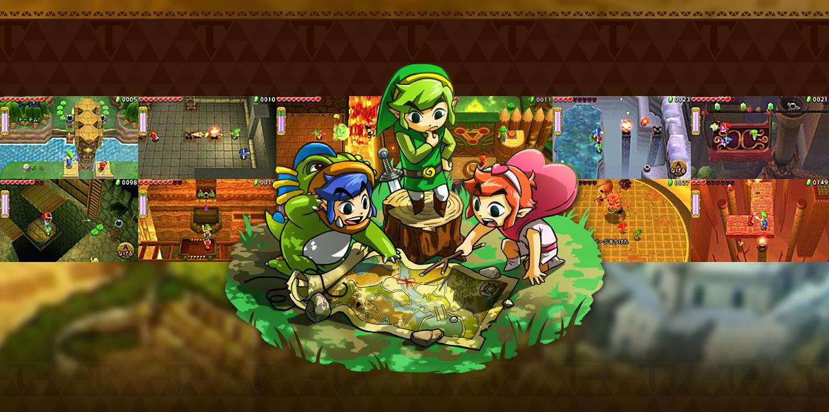 Analisis De The Legend Of Zelda Tri Force Heroes Para 3ds 3djuegos