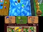 Zelda Tri Force Heroes - Pantalla