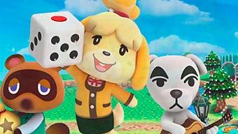 Video Animal Crossing: Amiibo Festival, Tráiler Descriptivo (Japón)