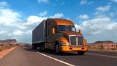 American Truck Simulator: Tráiler de Anuncio