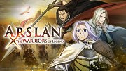 Carátula de Arslan: the Warriors of Legend - PS3