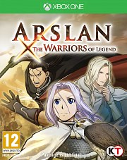 Carátula de Arslan: the Warriors of Legend - Xbox One