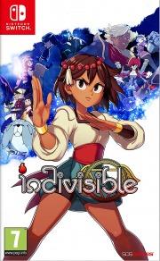 Carátula de Indivisible - Nintendo Switch