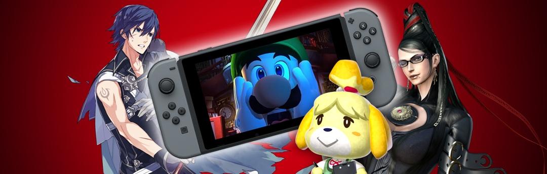 Las Grandes Promesas De Nintendo Switch Para El 2019 Nintendo Switch