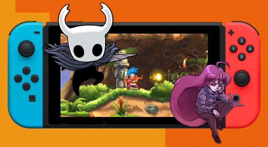 Los Juegos Indie Mas Destacados De Nintendo Switch 3djuegos
