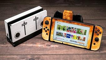 5 Skins sorprendentes para tu Nintendo Switch