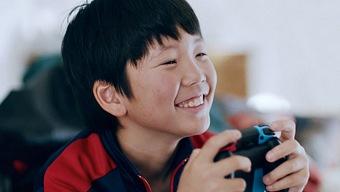 Nintendo Switch: Comercial Fiestas 2017-2018 #1