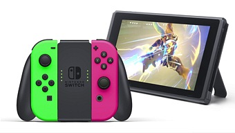 Nintendo Switch: Joy-con: La vida en color