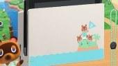 Vídeo unboxing de Nintendo Switch - Animal Crossing: New Horizons Edition