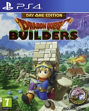 Carátula de Dragon Quest: Builders - PS4