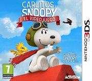 Carátula de Carlitos y Snoopy El Videojuego - 3DS