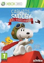 Carátula de Carlitos y Snoopy El Videojuego - Xbox 360