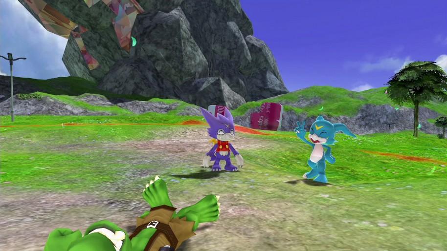 Digimon World Next Order: Digimon World Next Order: Criaturas digitales monstruosas