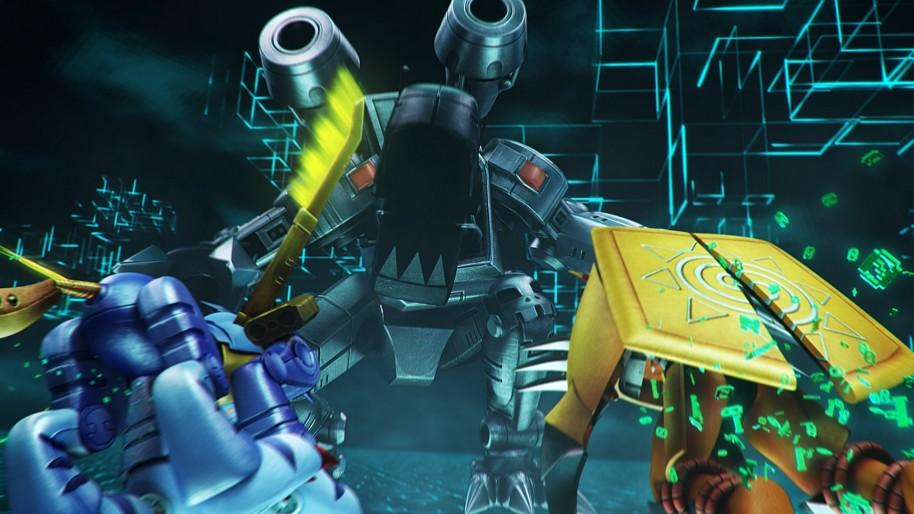 Digimon World Next Order PS4