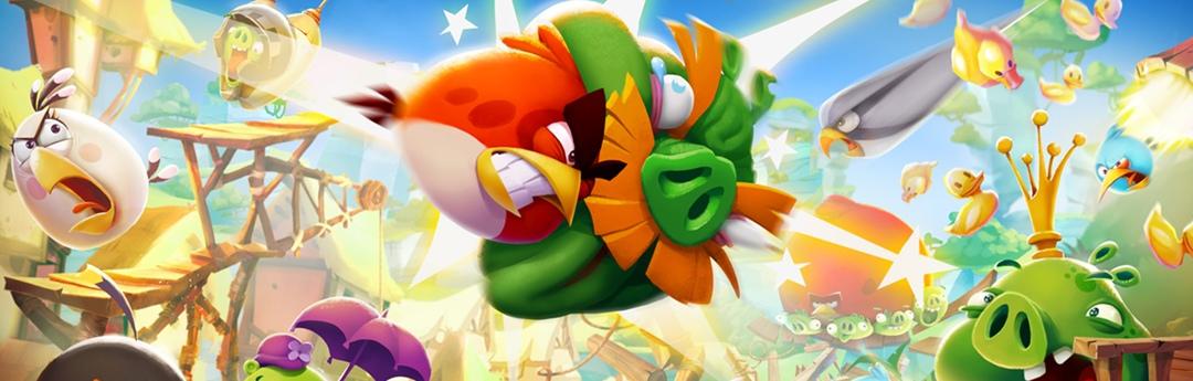 Análisis Angry Birds 2