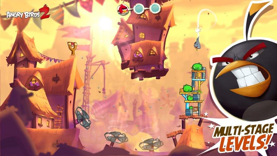 Angry Birds 2 análisis