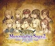 Carátula de Mercenarios Saga 2 - 3DS
