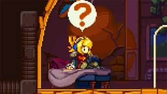 Iconoclasts: Tráiler de Gameplay