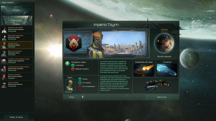 Stellaris análisis