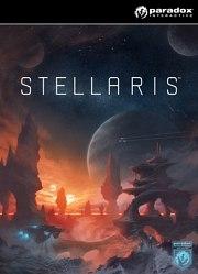 Carátula de Stellaris - Linux