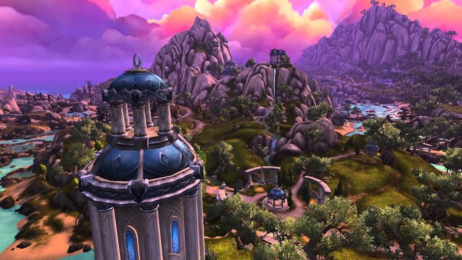World of Warcraft Legion: World of Warcraft Legion: Siente a los guerreros de leyenda