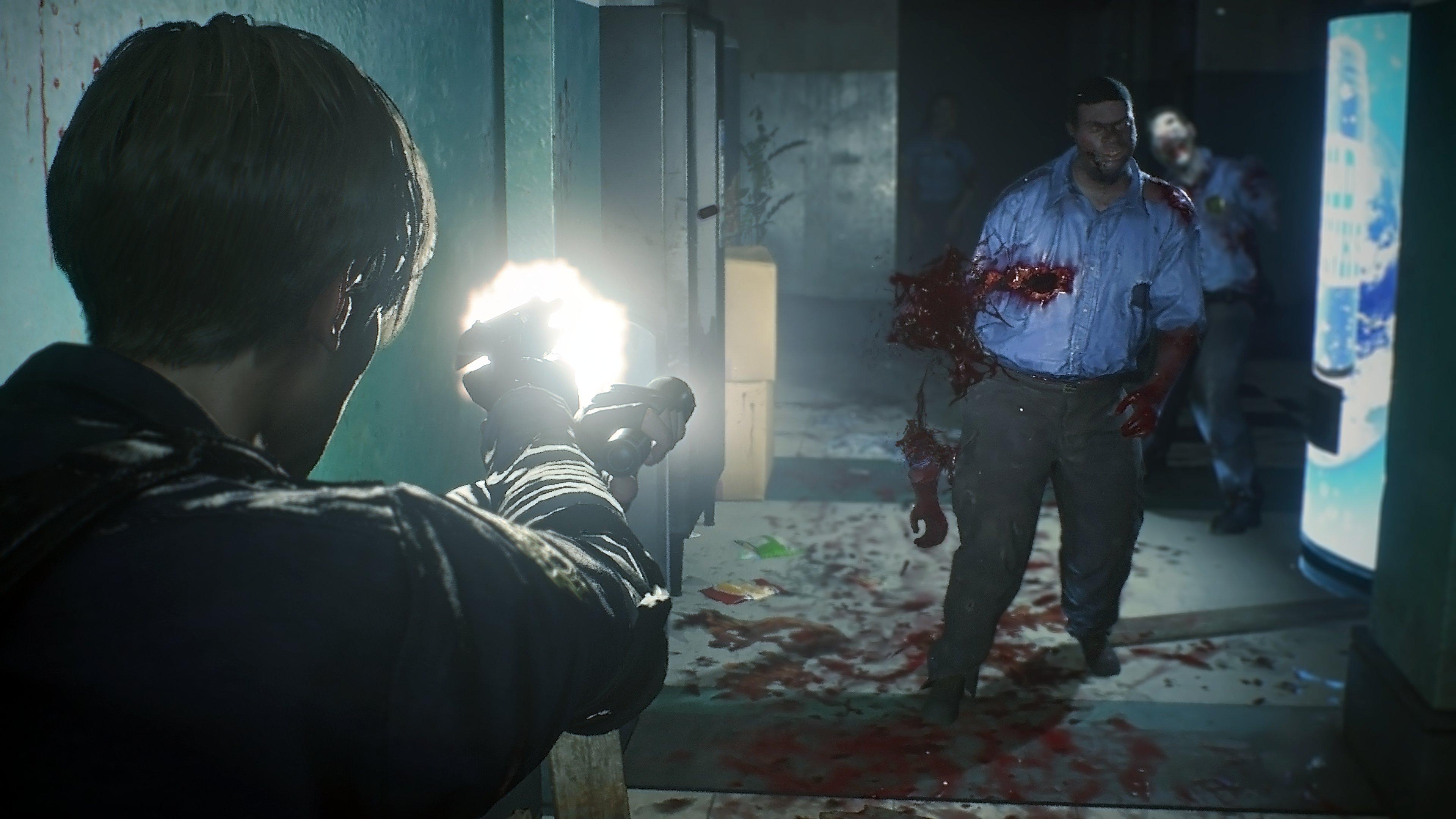 Mod de Resident Evil 2 integra a Patricio Estrella a combatir Zombies