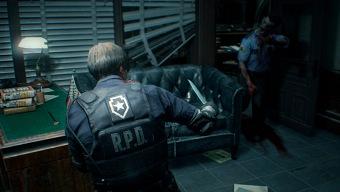 Los zombis de Resident Evil 2 sometidos a violentos experimentos
