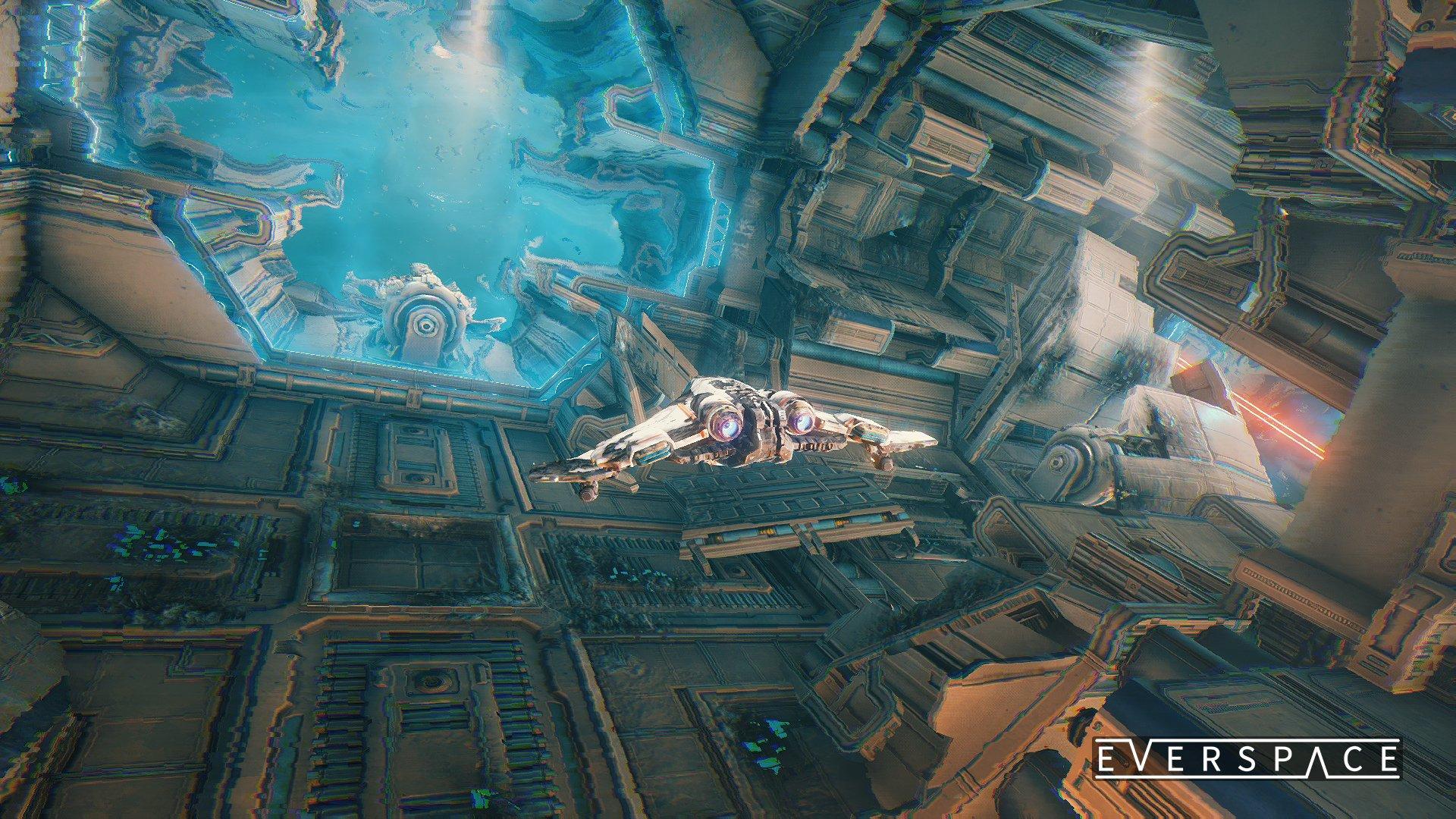 Análisis de Everspace para PC - 3DJuegos