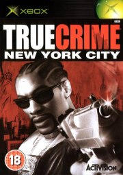 True Crime: New York City XBOX