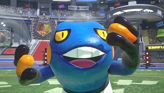 Video Pokkén Tournament, Croagunk se une a la lucha