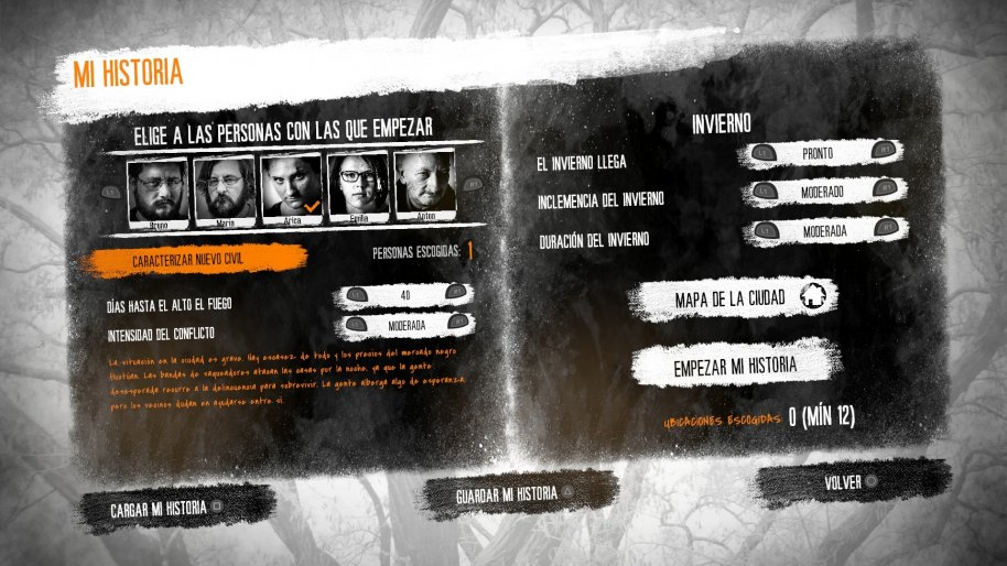 This War of Mine The Little Ones PC