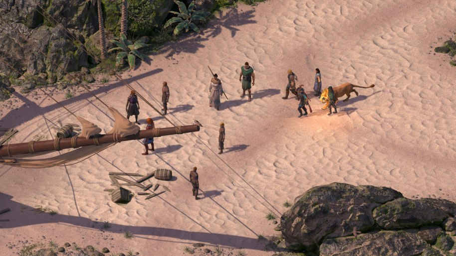 Pillars of Eternity II Deadfire PC