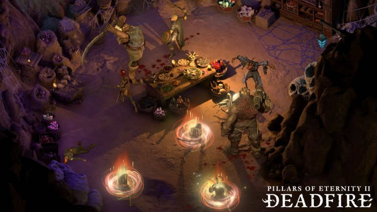 Imagen de Pillars of Eternity II: Deadfire