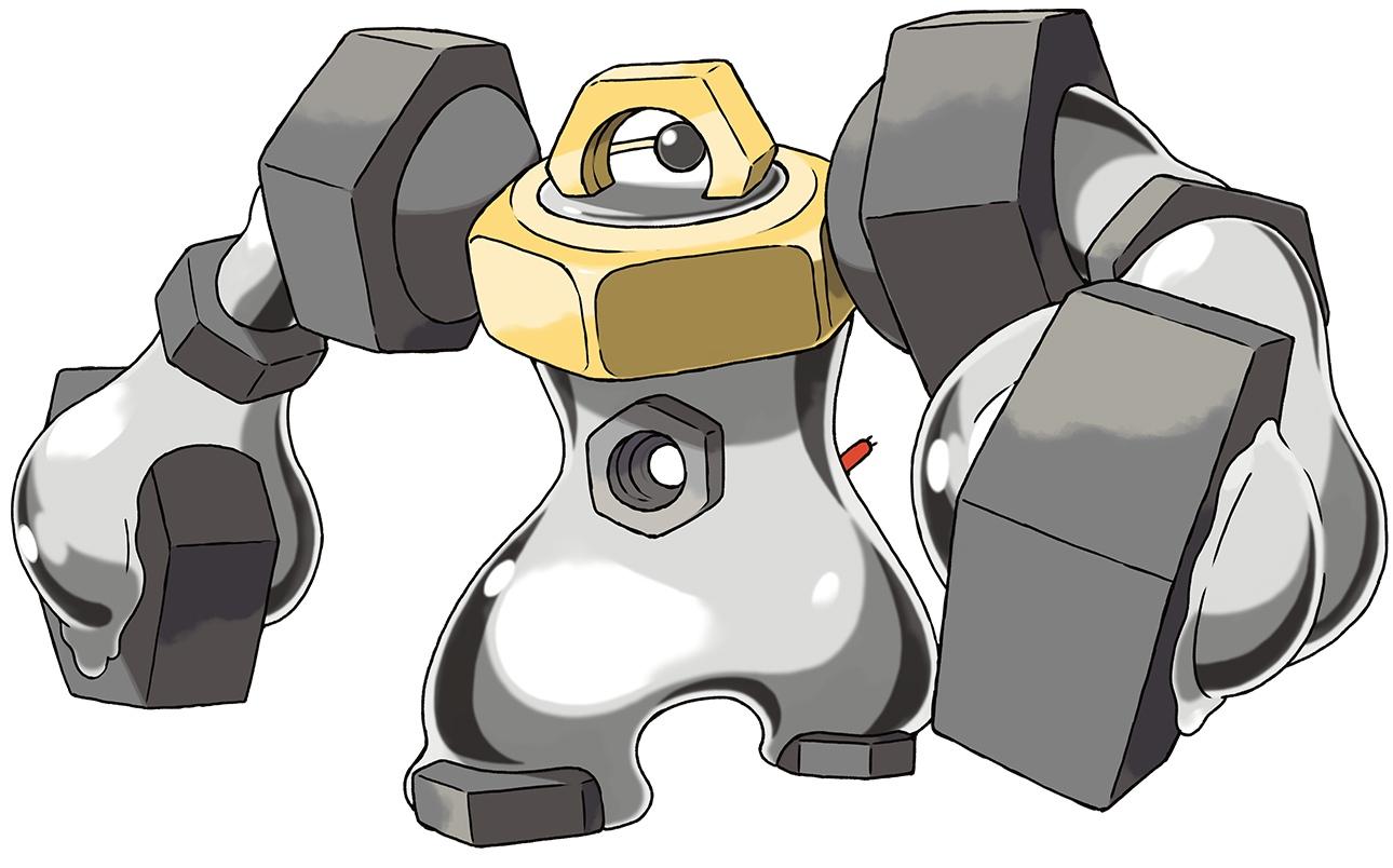 Let's Go! revela a Melmetal, evolución de Meltan — Trailer de Pokémon