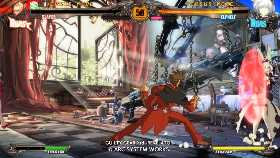 Guilty Gear Xrd Revelator análisis