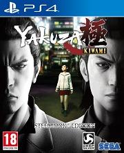 Carátula de Yakuza: Kiwami - PS4